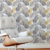 Leaves 3D Wallpaper FD-103-11