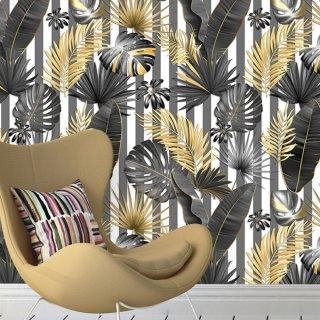Leaves 3D Wallpaper FD-103-16