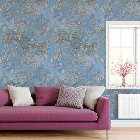 Flowering Tree Branch Wallpaper FD-103-30