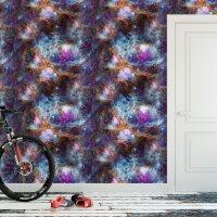Space Nebula Galaxies Wallpaper FD-106-001