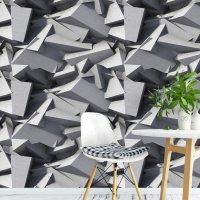 Concrete Blocks Roll Wallpaper - Textured Surface FD-201-55
