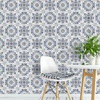 Oriental 3D Pattern Wallpaper FD-802-02