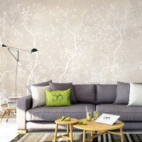 Tree Branches Styled Wallpaper
