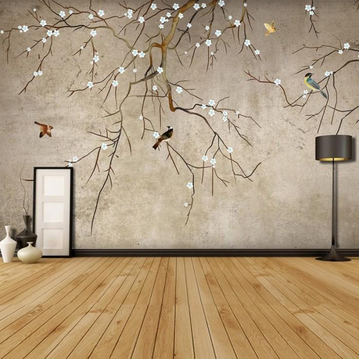 Wallpaper Tree Sparrows