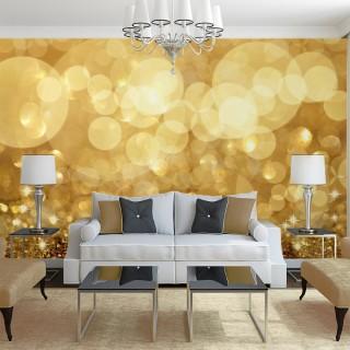 Golden Yellow Wallpaper