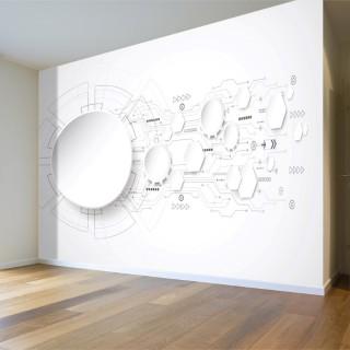 Circles Wall Poster