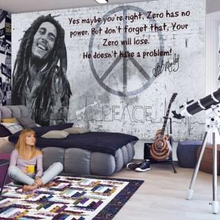Bob Marley Graffiti WallPaper