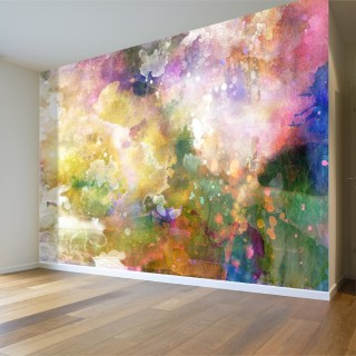 Colorful Artwork Wall Poster