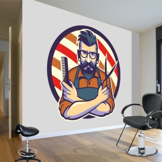 Barber Shop - Wall Poster