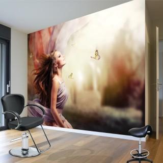 Beautiful Hair - Wall poster