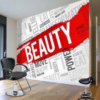 Beauty Words - Wall Poster