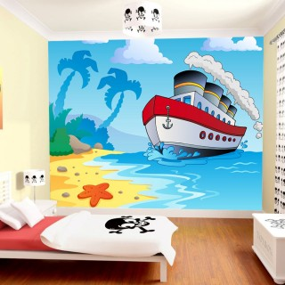 Children's Room Walled Poster