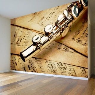 Clarinet Wall Poster