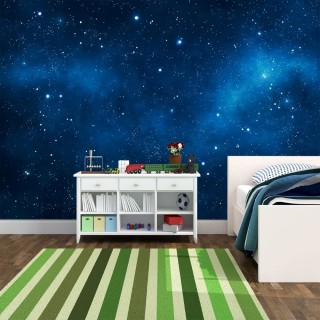 Space Star Wall Poster