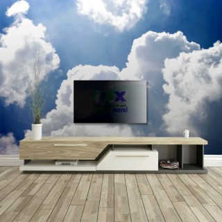 Cumulus Cloud Wall Poster