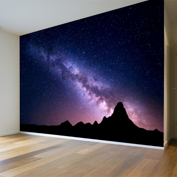 Sky and Space View Wall Poster
