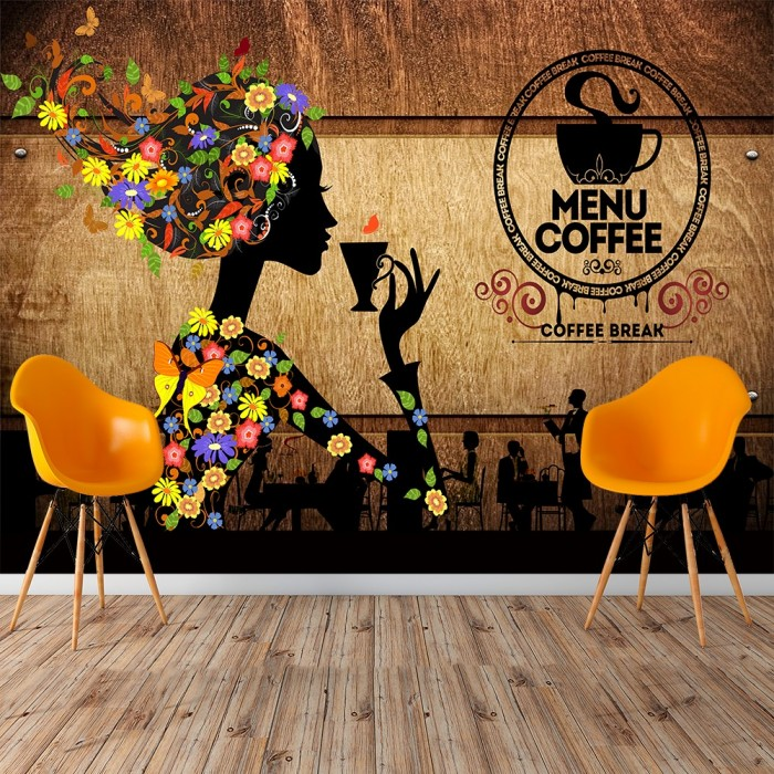 Cafe Wall Poster