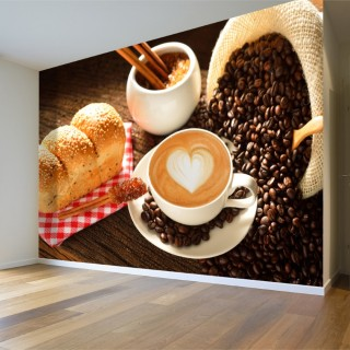 Coffee Wall Poster